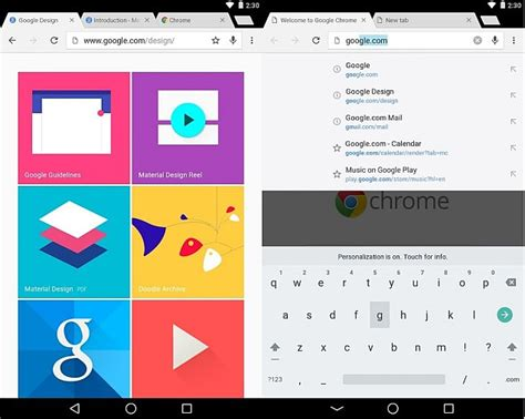 home design chrome app google chrome 42 for android and ios now available for