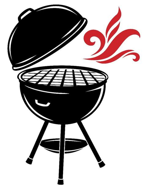 barbecue clipart free barbecue clipart bbq pit pencil and in color barbecue