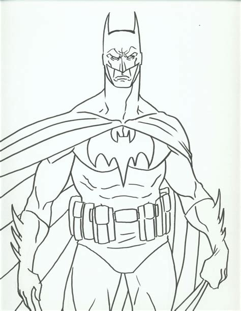 batman beyond art coloring pages