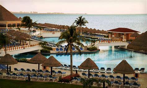 moon palace cancun  inclusive trip  airfare groupon