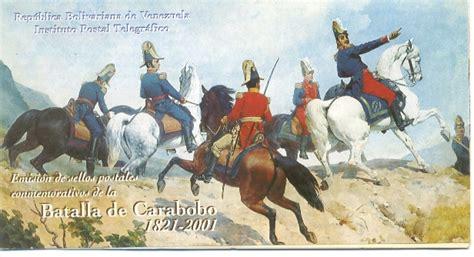 dibujo de la batalla de carabobo 1814 batalla de carabobo en estillas venezolanas