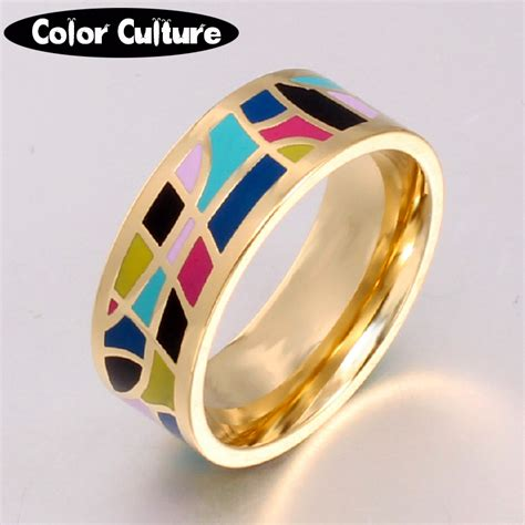 Jewelry Colour Culture aliexpress buy arrival rings ring color