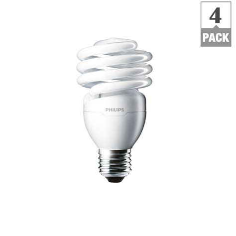 Lu Philips Spiral 5 Watt philips 100w equivalent daylight deluxe t2 cfl