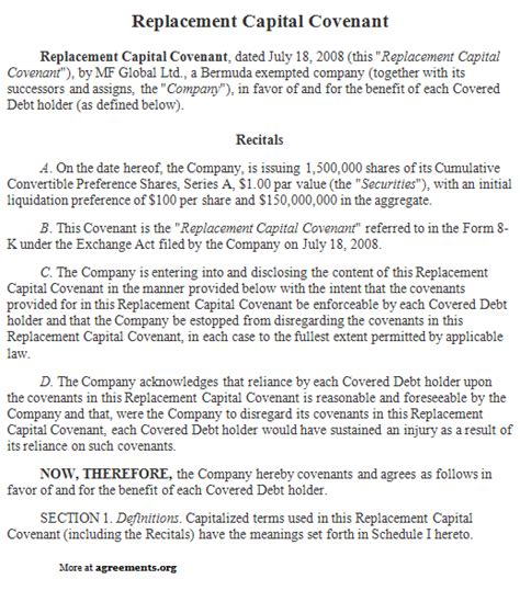 Loan Covenant Waiver Letter convertible promissory note template sle promissory