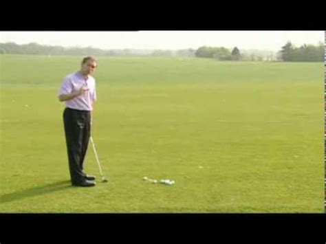 smooth golf swing tips smooth takeaway golf swing tip from scott cranfield youtube