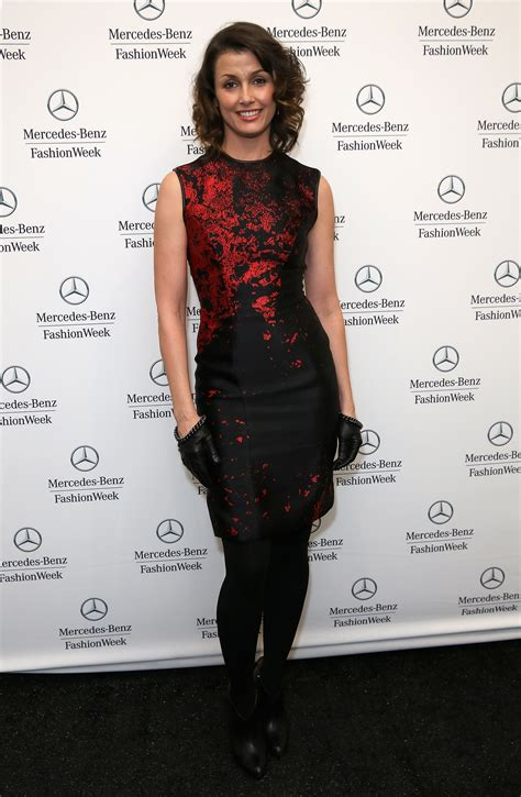 bridget moynahan beauty secrets bridget moynahan oozed dark glamour in a red and black