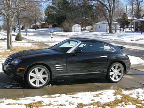 Chrysler Crossfire 2004 by 2004 Chrysler Crossfire Information And Photos Zombiedrive
