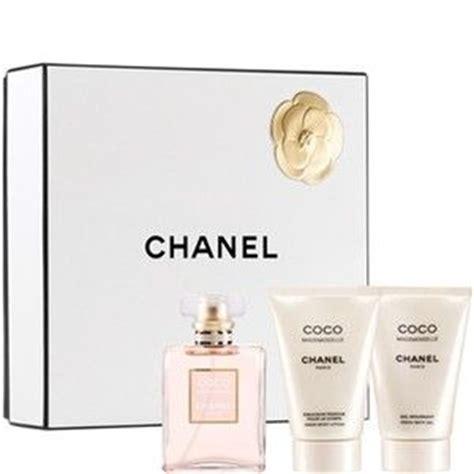 chanel coco mademoiselle gift set coco mademoiselle