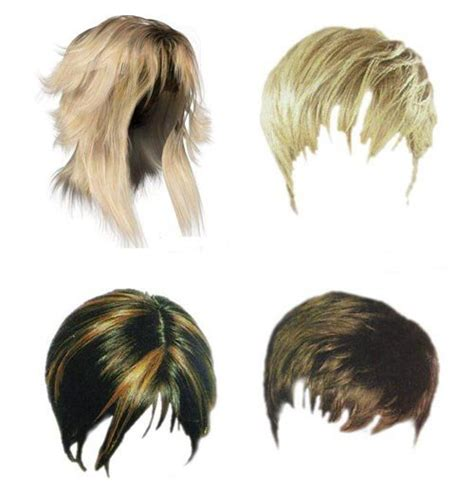 hair templates for photoshop 10 boys hair psd files images justin bieber hair