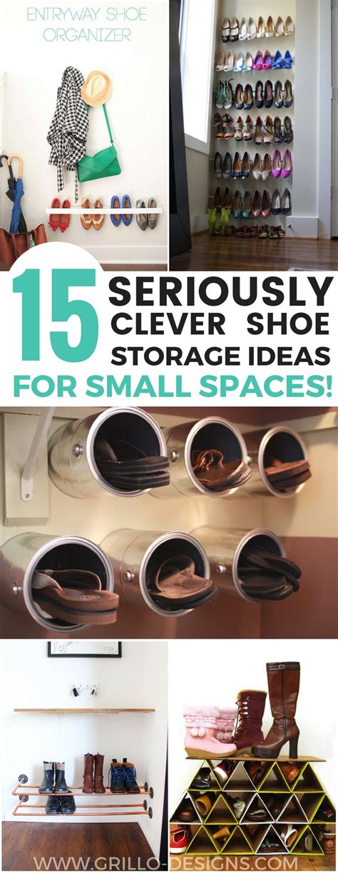 clever shoe storage solutions 28 diy shoe storage for small spaces 28 images simple diy