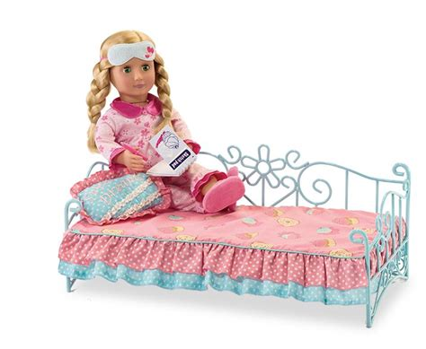 our generation doll bed cupcake bedding set our generation dolls 18 quot dolls