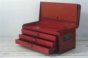 vintage toolbox snap on 3 drawer top box vintage tool