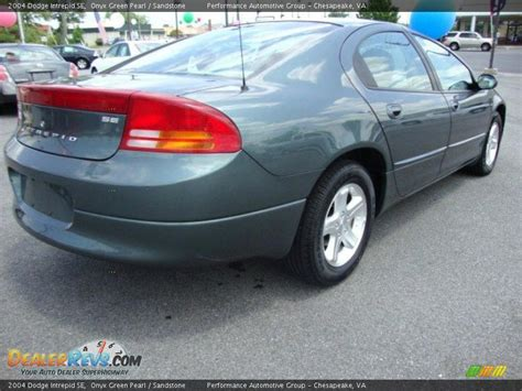 2004 dodge intrepid se 2004 dodge intrepid se onyx green pearl sandstone photo