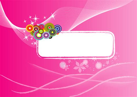 grungy banner pink background  vector  adobe