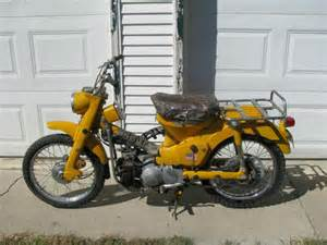 Honda 90 Trail Bike 1964 Honda Trail 90 Ct 200 For Sale On 2040 Motos