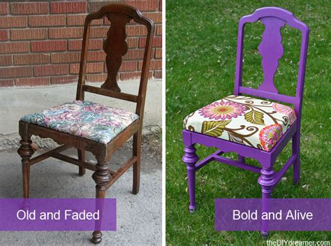 How To Paint An Chair how to paint a chair tutorial the d i y dreamer