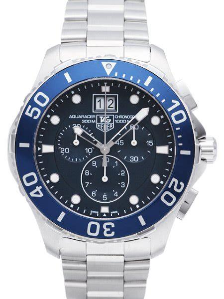 Tag Heuer Aquaracer Caf101f Ba0821 tag heuer aquaracer quarz chronograph can1011 ba0821