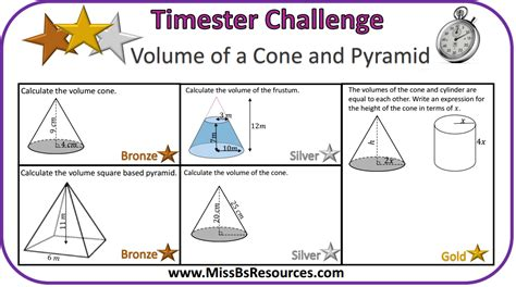 Volume Of Pyramid Worksheet by Geometry Skill Review Sheets