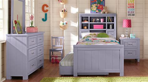 bedroom bookcase cottage colors lavender 5 pc bookcase bedroom
