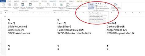 Etiketten In Excel Erstellen by Etiketten Erstellen Und Drucken Mit Microsoft Word Und