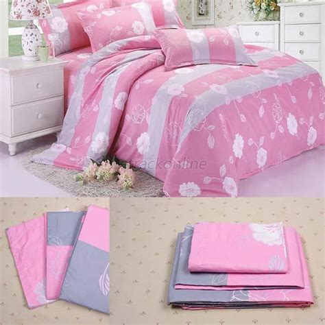 pillow sets for bed soft bedding set twin full queen king cover pillow case