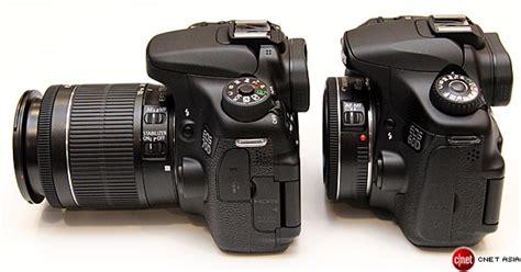 Kamera Canon 60d Vs 70d komparasi fisik canon eos 70d vs canon eos 60d merdeka