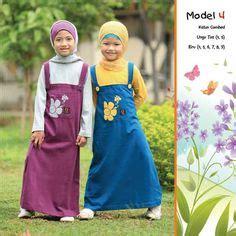 Gamis Katun Ekslusive Cantik Adem Murah telah lahir brand baju muslim anak yang jual baju