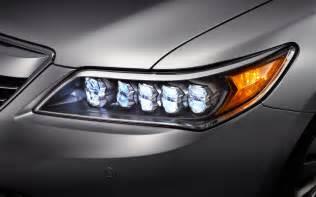 Acura Led Lights 2014 Acura Rlx Left Headlight Photo 24