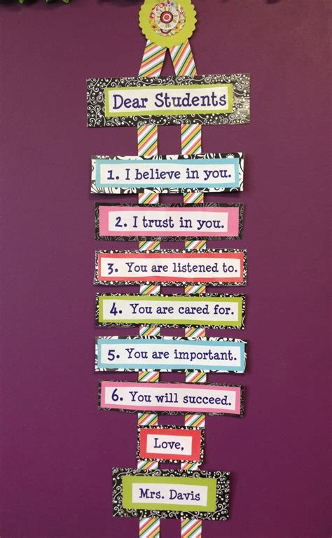 student voices we believe in you books 51 best classroom decorations images on school