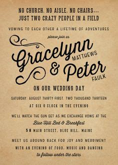 Funky Wedding Invite Wording by Funky Wedding Invitations Http Casualweddingdresses