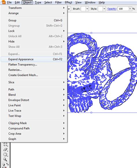 pattern illustrator expand how to draw evil vector skulls in illustrator