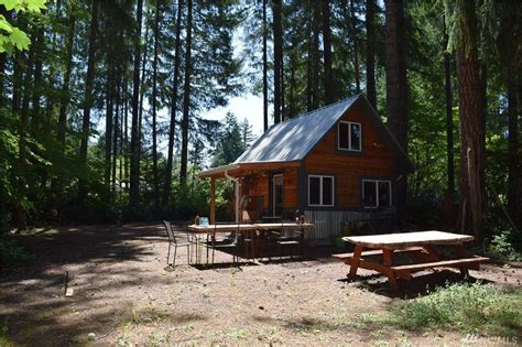 tiny cabins for sale 180 sq ft tiny cabin w land for sale in hoodsport wa