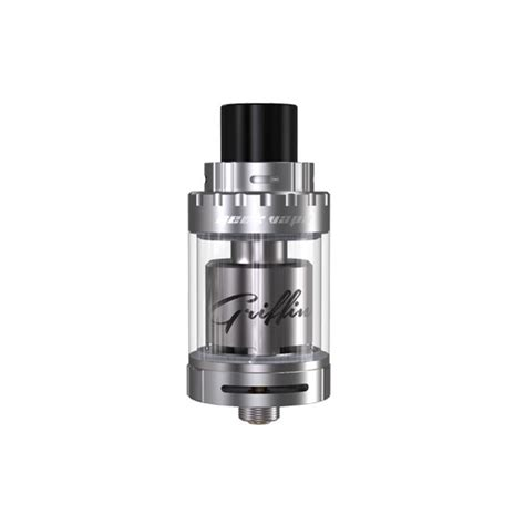 Griffin Mini 25mm Top Airflow Authentic griffin 25 rta mini si omar vape store