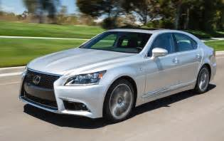 2016 Lexus Ls 2016 Lexus Ls Gets Minor Updates Ahead Of New Model S Arrival