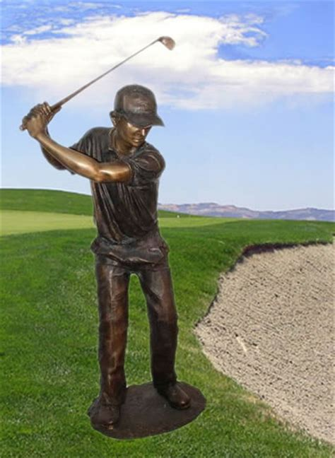 golf statues home decorating golf statues home decorating ceramicslife golf ornaments