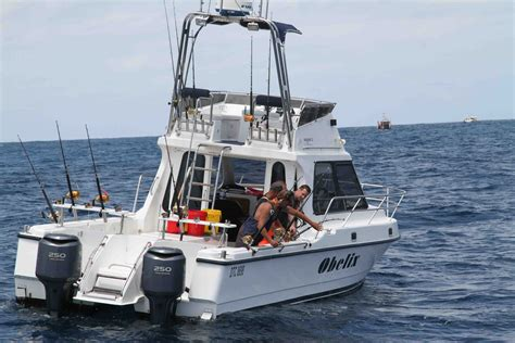 deep sea fishing boat with cabin our boats hooked on africa fishing charters cape town