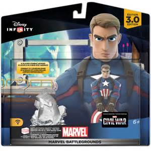 Disney Infinity Marvel Playset Marvel Battlegrounds Play Set Only 19 99 At Best Buy