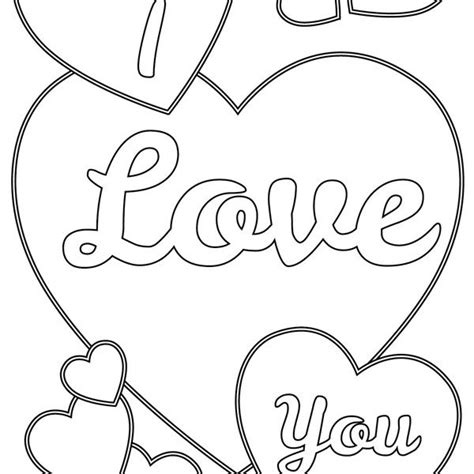 download i love my boyfriend coloring pages