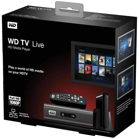 amc live hd tv live western digital unveils its wd tv live hd media player in india