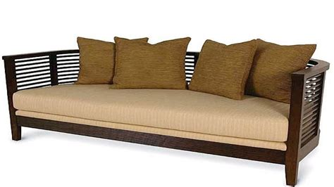 wooden settee furniture wooden sofa designs sofa design