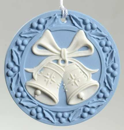 wedgwood annual jasperware ornament at replacements ltd