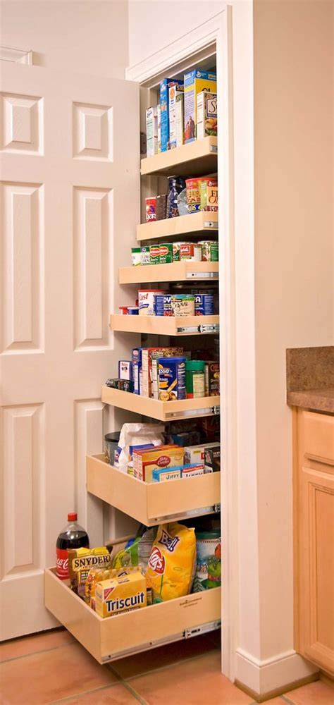 kitchen pantry pull out