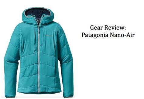 air gear review patagonia nano air hoodie gear review