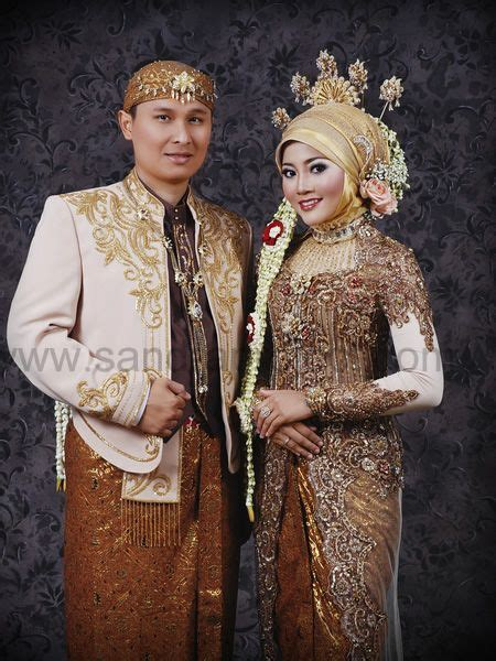 Wedding Dress Adat Jawa by Pengantin Adat Jawa Wedding Kebaya