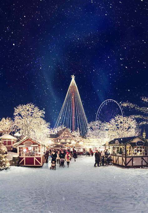 christmas  liseberg  gothenburg opens   lights