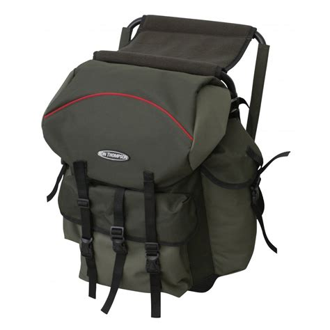 Fishing Stool Backpack by Thompson Fishing Rucksack Chair Backpack East
