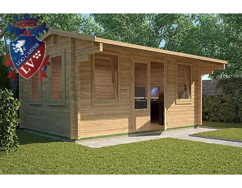 buy flat pack house timber log cabins flat pack garden offices summer houses