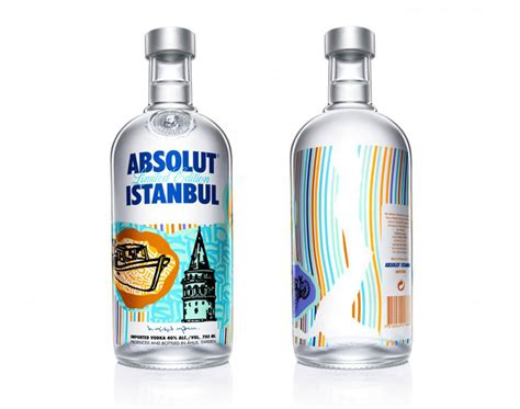 uzbek vodka the dieline branding packaging design 25 absolut editions the dieline packaging branding