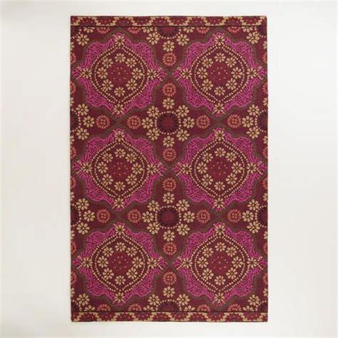 costplus world market outdoor rug desert caravan mosaic indoor outdoor rug at cost plus