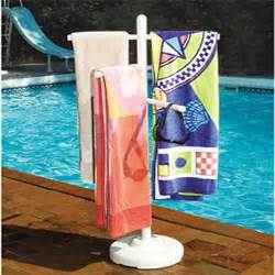swimming pool towel holder towel rack for swimming pool outdoor indoor spa shower tub